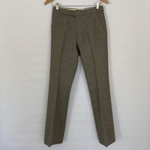 Ralph Lauren Wool Slacks Gray